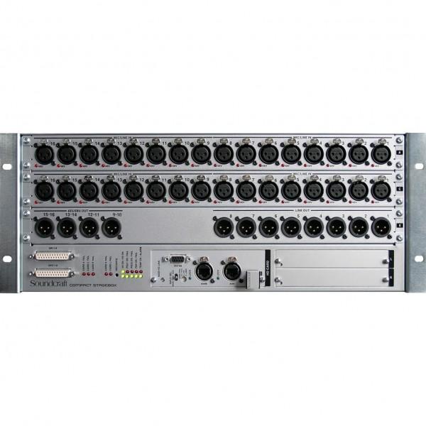 Цифровой стейджбокс Soundcraft CSB-332/8+8 COMPACT STAGE BOX CAT5 NEUTRIK