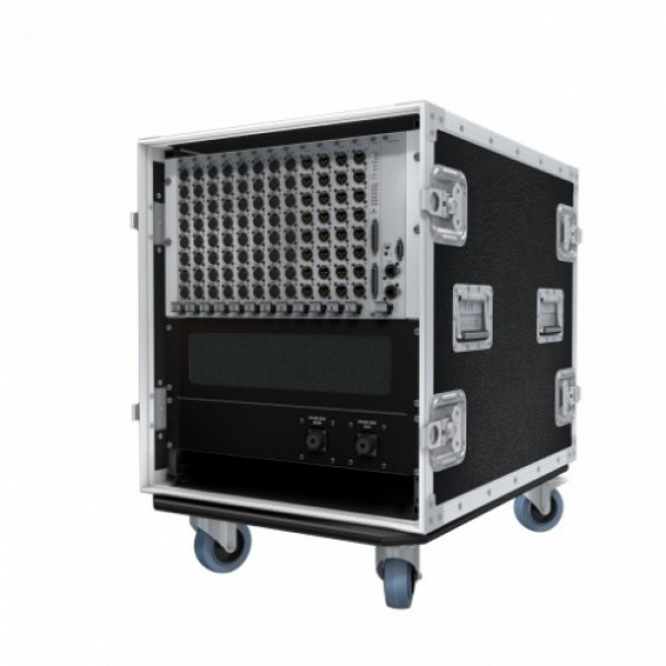 Рэк для консолей Soundcraft VILR-96FO 96kHz Fully Multimode Optical Local Rack