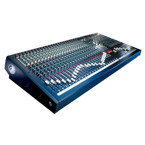 Микшерный пульт Soundcraft SPIRIT LX7II 24CH