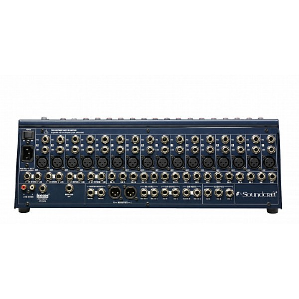 Микшерный пульт Soundcraft FX16II