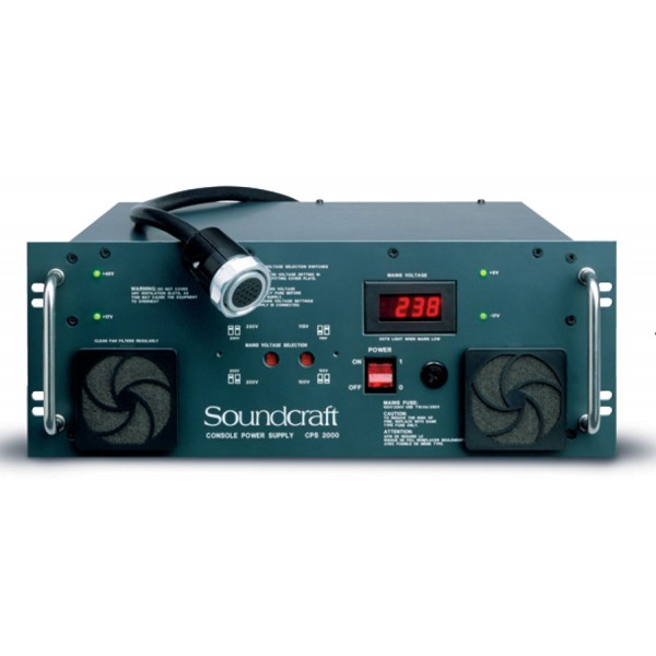 Блок питания Soundcraft CPS2000 link option
