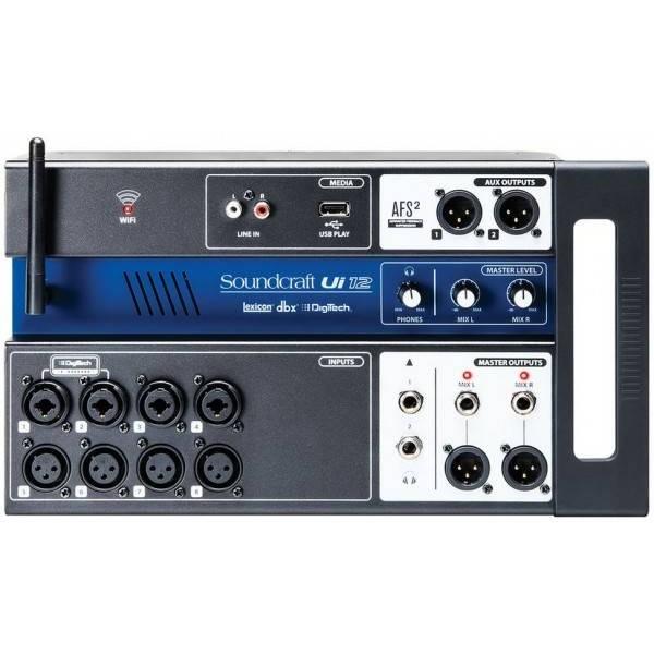 Микшерный пульт Soundcraft Ui-12