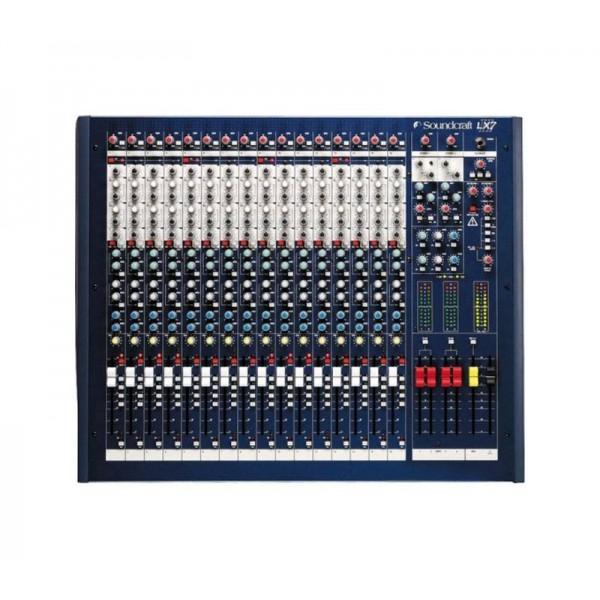 Микшерный пульт Soundcraft SPIRIT LX7II 16CH