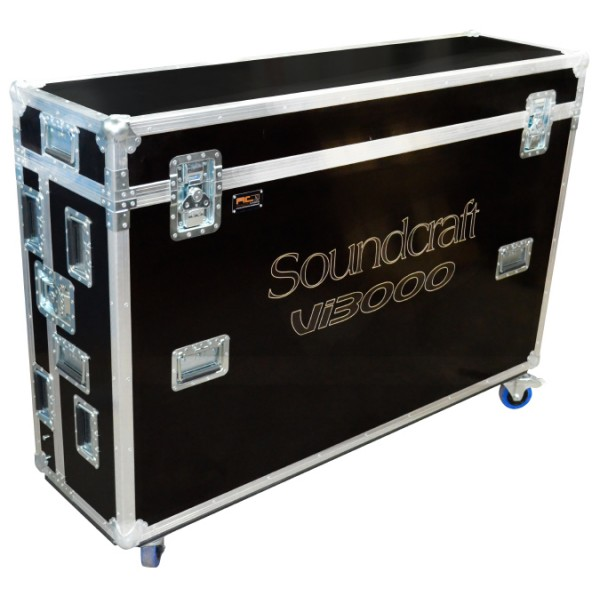Туровый кейс Soundcraft VI3000 DELUXE FLIGHT CASE
